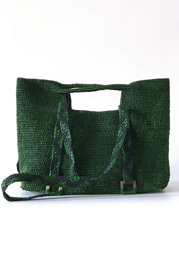 designer raffia beach bag with storage