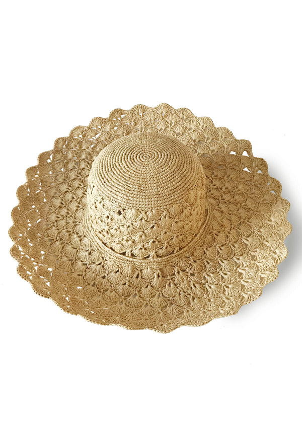 High end large flexible sun hat for sale
