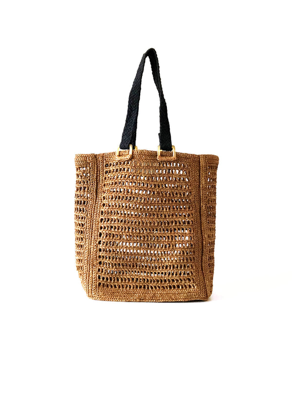 Affordable Designer raffia beach bag for sale