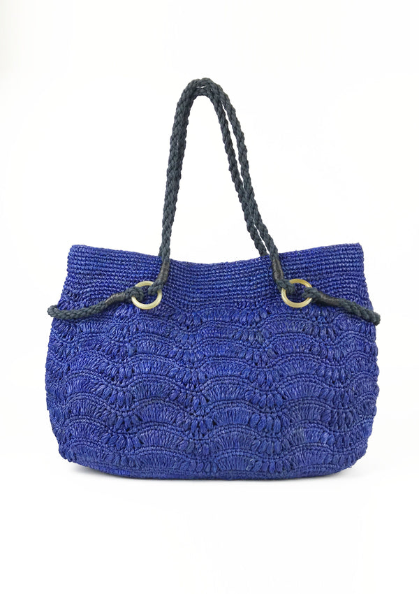 raffia shoulder bag for sale