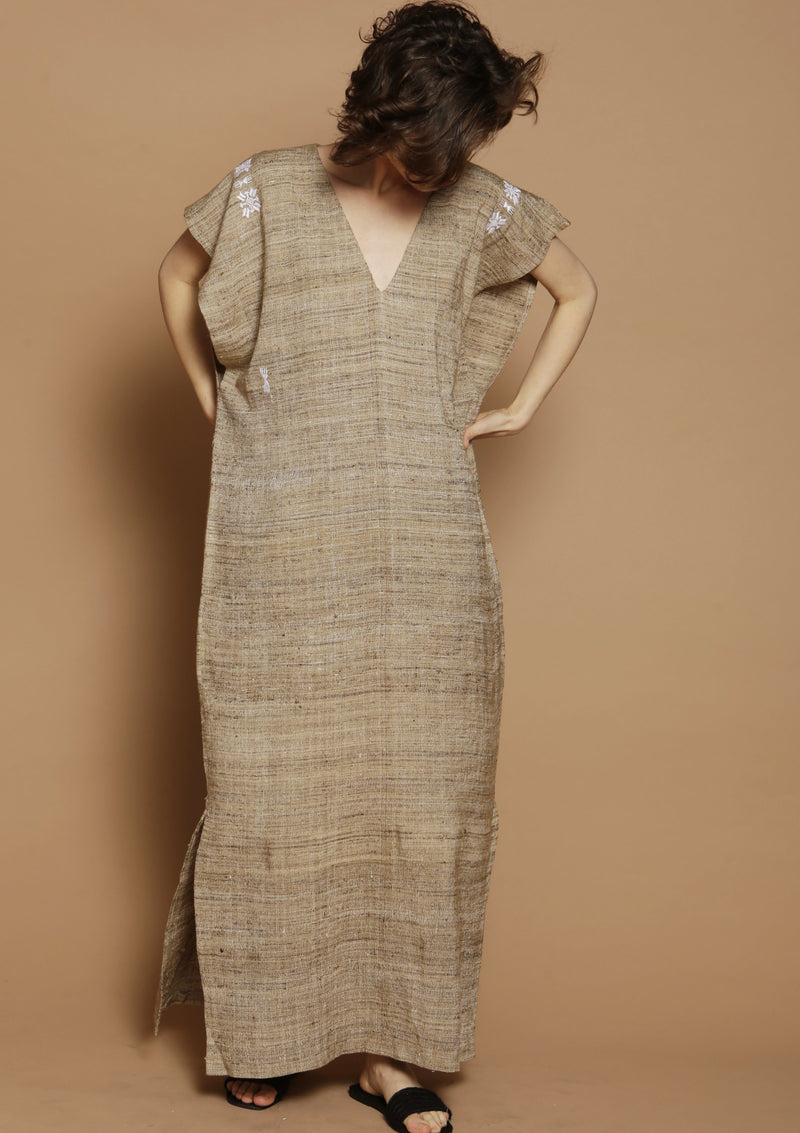 women beachwear kaftan dress