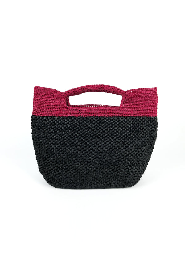 designer women raffia bag