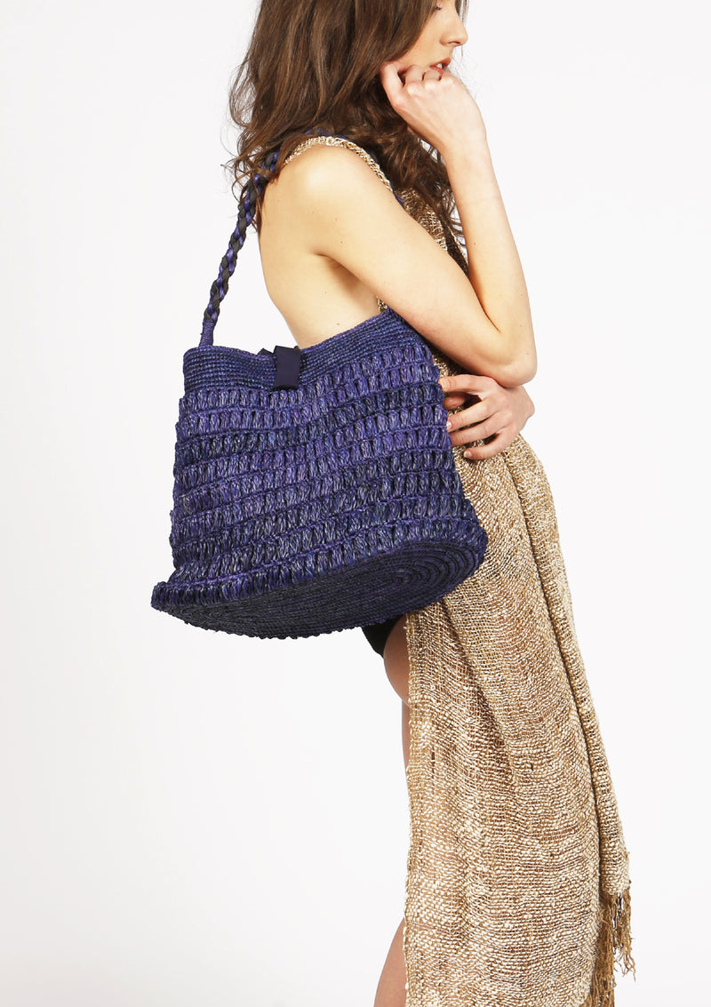 Affordable Designer raffia beach shoulder bag beachwear accessory