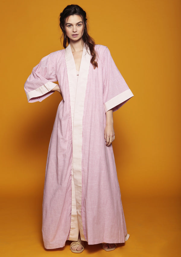 dressing gown beach wear cotton robe