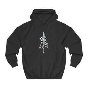Sword of Cerberus UK Printed Unisex College Hoodie