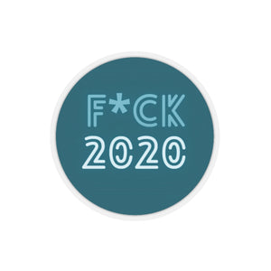F*ck 2020 Kiss-Cut Stickers