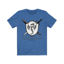 Load image into Gallery viewer, League of Fantasy Authors Unisex Heavy Cotton Tee