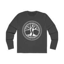Load image into Gallery viewer, Agent of ASSET Men's Long Sleeve Crew Tee