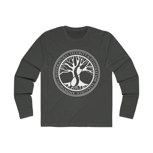 Agent of ASSET Men's Long Sleeve Crew Tee