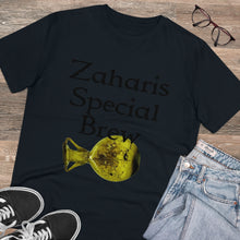 Load image into Gallery viewer, Zaharis Special Brew Big and Tall Organic Creator T-shirt - Unisex