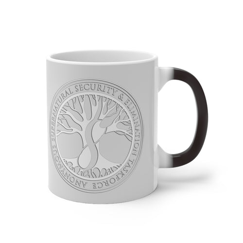 Agents of ASSET Color Changing Mug