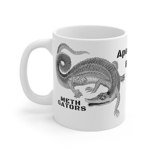 Meth Gators Ceramic Mug