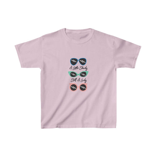 A Little Shady Kids Tee