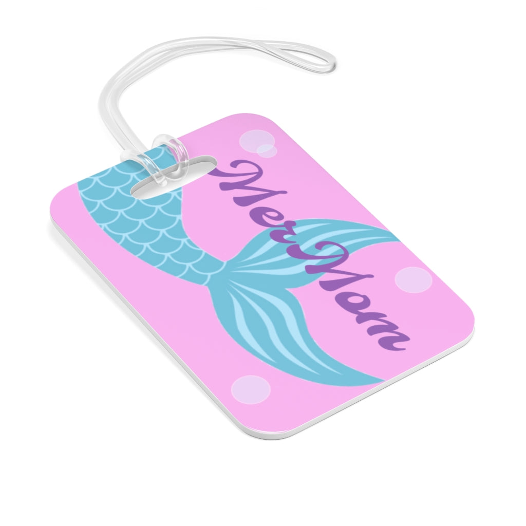 MerMom Bag Tag