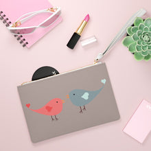 Load image into Gallery viewer, Love Birds Clutch Bag