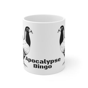 Plague Pigeons Ceramic Mug