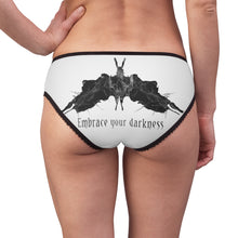 Load image into Gallery viewer, Embrace Your Darkness Women's Briefs