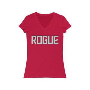 Rogue Women's Jersey Short Sleeve V-Neck Tee