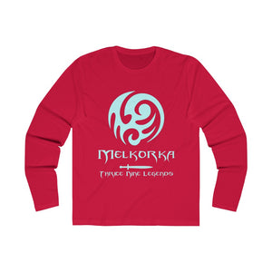 Melkorka Men's Long Sleeve Crew Tee