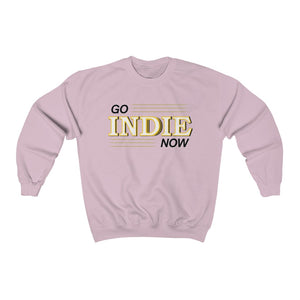 Go Indie Now Unisex Heavy Blend™ Crewneck Sweatshirt