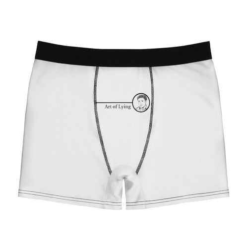 Art of Lying Men's Boxer Briefs
