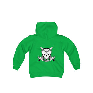Team Demonslayer Youth Heavy Blend Hooded Sweatshirt