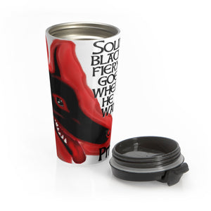 Pitch Stainless Steel Travel Mug