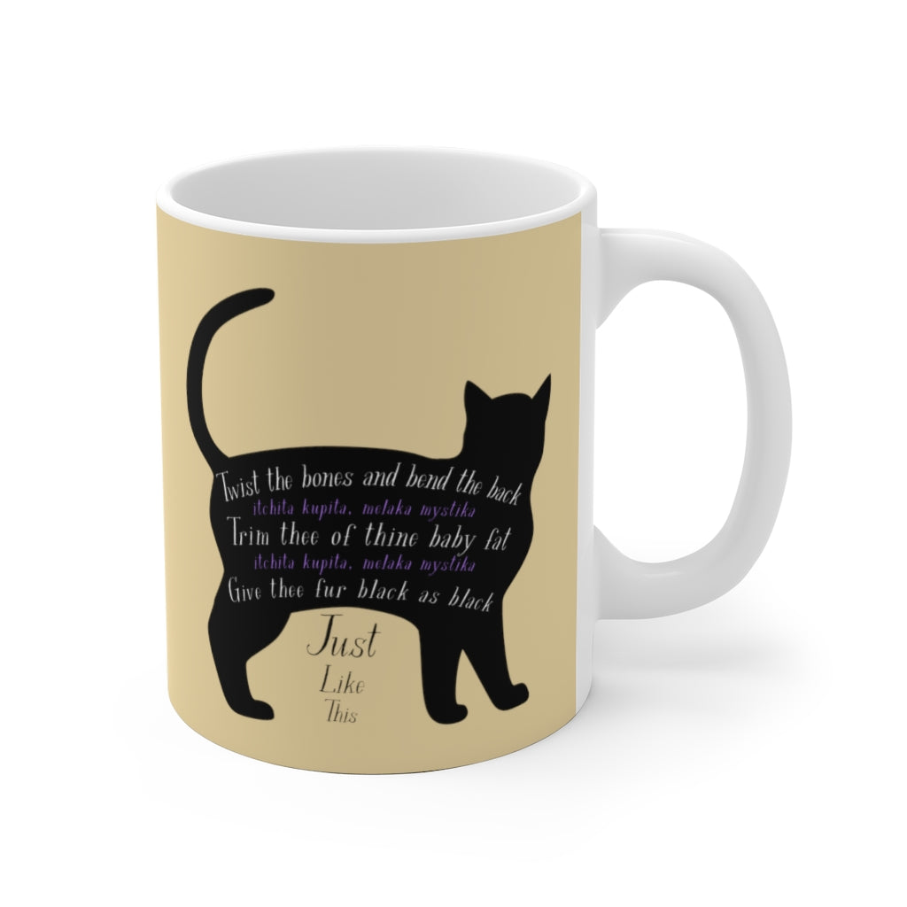 Curse of the Cat Mug