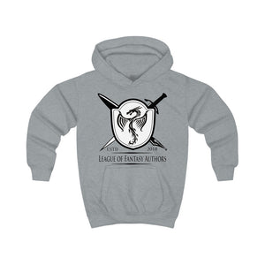 League of Fantasy Authors Kids Hoodie