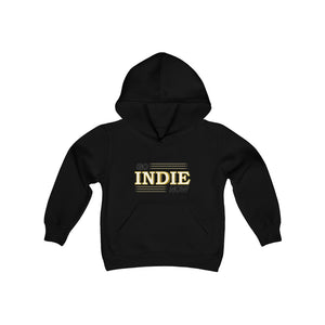 Go Indie Now Youth Heavy Blend Hooded Sweatshirt