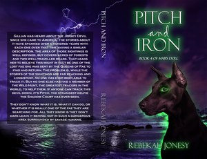 Pitch and Iron by Rebekah Jonesy eBook