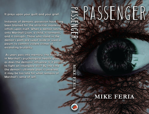 Passenger by Mike Feria Paperback