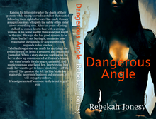 Load image into Gallery viewer, Dangerous Angle by Rebekah Jonesy Paperback