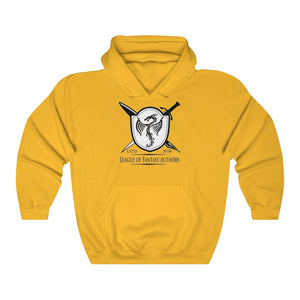 League of Fantasy Authors Heavy Blend™ Hooded Sweatshirt