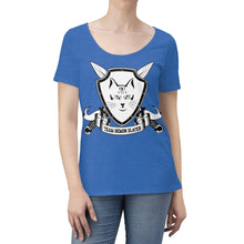 Load image into Gallery viewer, Team Demonslayer Women's Scoop Neck T-shirt