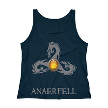 Load image into Gallery viewer, Anaerfell Women's Relaxed Jersey Tank Top