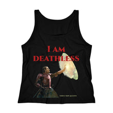 Load image into Gallery viewer, Deathless Women's Relaxed Jersey Tank Top