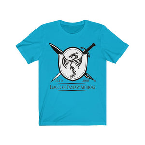 League of Fantasy Authors Unisex Heavy Cotton Tee