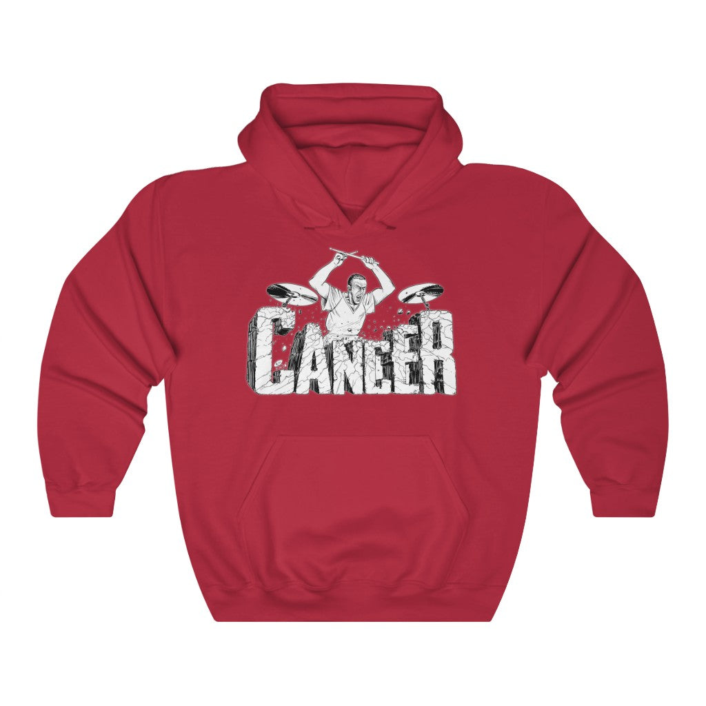 Beat Cancer Unisex Heavy Blend™ Hooded Sweatshirt