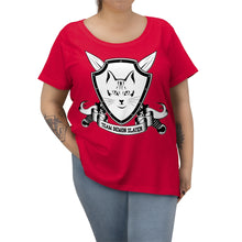 Load image into Gallery viewer, Team Demonslayer Women's Curvy Tee