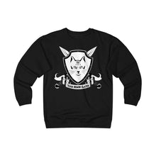 Load image into Gallery viewer, Team Demonslayer Unisex Heavyweight Fleece Crew