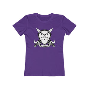 Team Demonslayer Women's The Boyfriend Tee