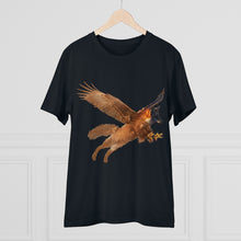 Load image into Gallery viewer, Snarl Big and Tall Organic Creator T-shirt - Unisex