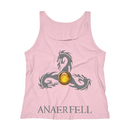 Anaerfell Women's Relaxed Jersey Tank Top
