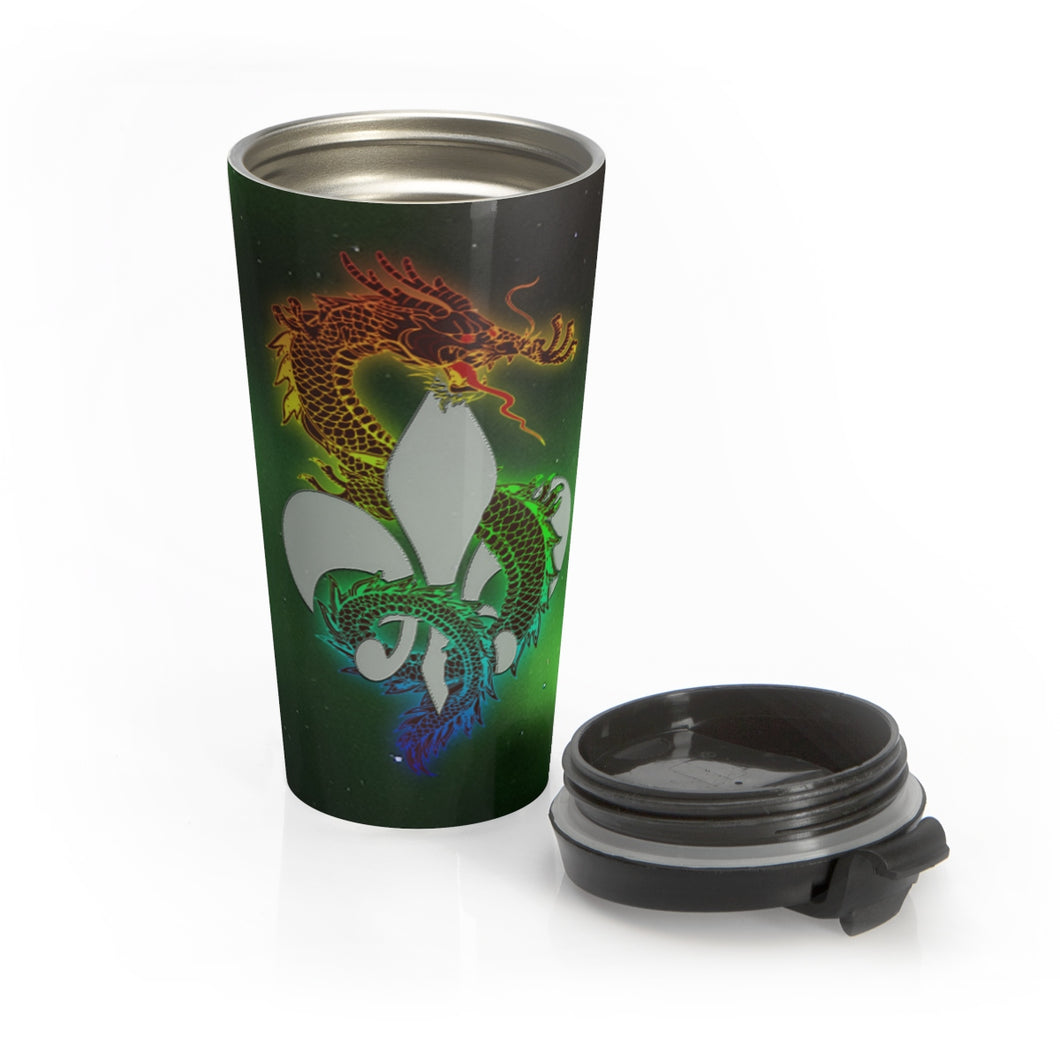 Tattoos Hers Stainless Steel Travel Mug