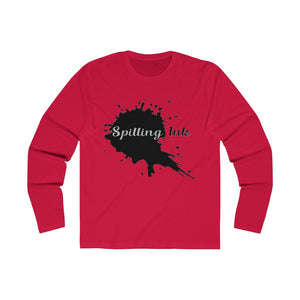 Spilling Ink Men's Long Sleeve Crew Tee
