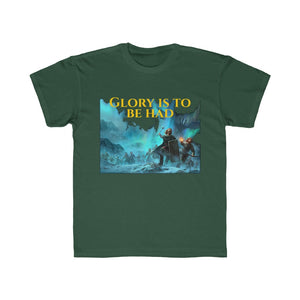 Fight for Glory! Kids Regular Fit Tee