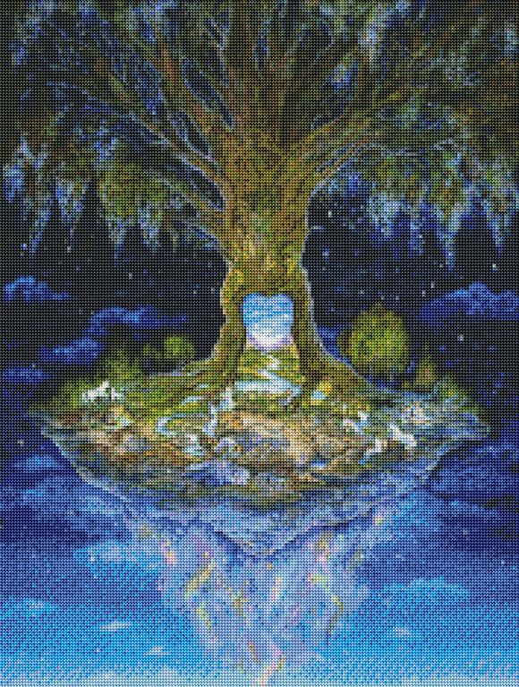 Heart of the Tree ©Josephine Wall