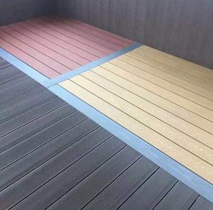 Composite Ribbed Decking