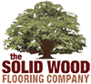 Solid Wood Flooring Logo